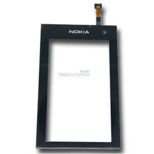 Сенсор Nokia 5250 black