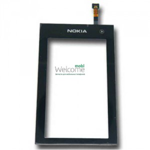 Сенсор Nokia 5250 black high copy