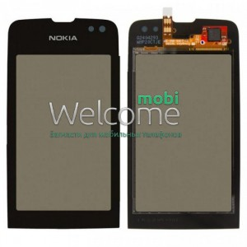 Сенсор Nokia 311 Asha black orig