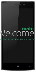 Дисплей Bravis A501 Bright with touchscreen and frame black