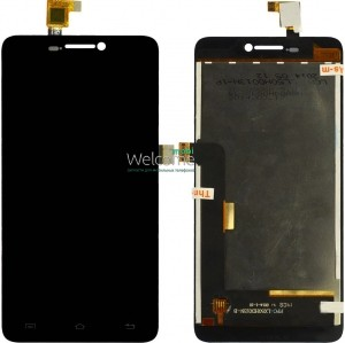 Дисплей Bravis Tau with touchscreen black