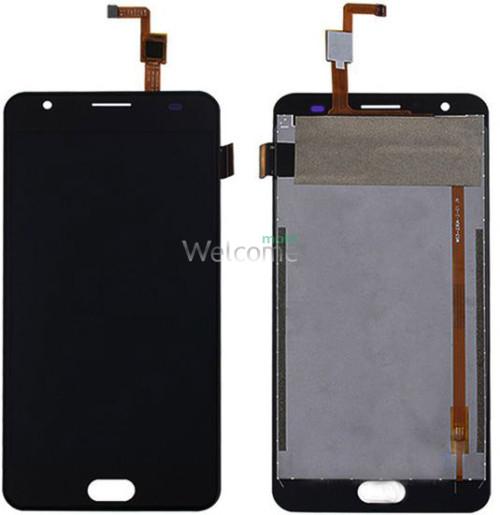 Дисплей Oukitel K6000 Plus with touchscreen black
