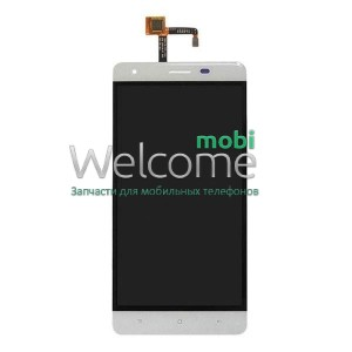 Дисплей Oukitel K6000 Pro with touchscreen white