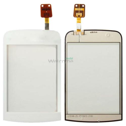 Сенсор Nokia C2-02,C2-03,C2-06 white orig