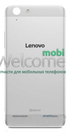 Задняя крышка Lenovo A6020a40 Vibe K5,A6020a46 Vibe K5 Plus,Lemon 3 silver