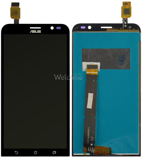 Дисплей ASUS ZenFone Go (ZB551KL) with touchscreen black