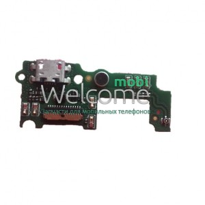 Mainboard Huawei Y6 Pro,Enjoy 5 with charge connector