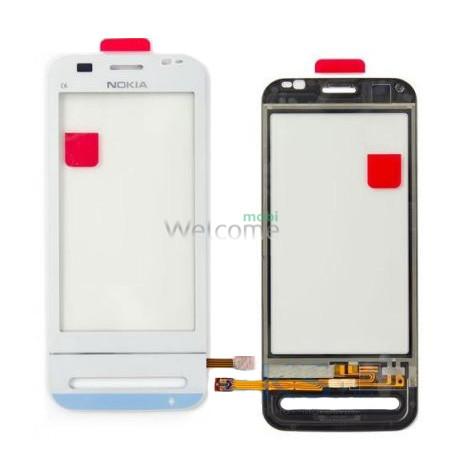 Сенсор Nokia C6-00 white orig