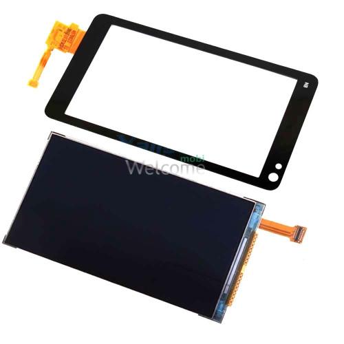 Сенсор Nokia N8 black orig