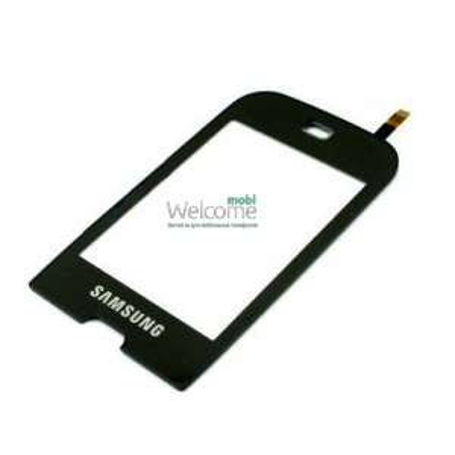 Сенсор Samsung B5722 black orig