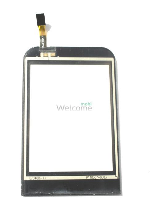 Сенсор Samsung C3330 champ black orig