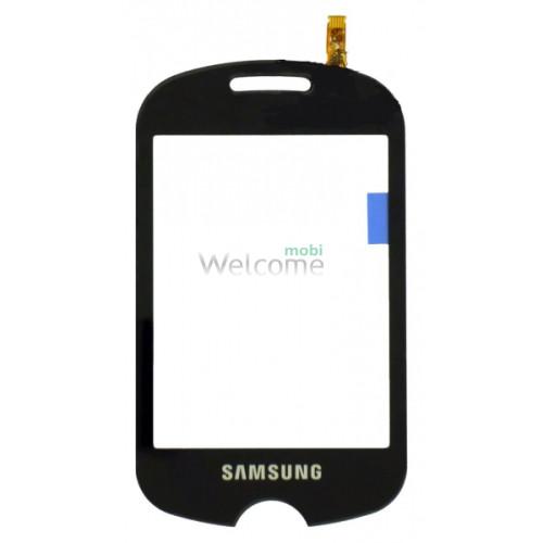 Сенсор Samsung C3510 black orig