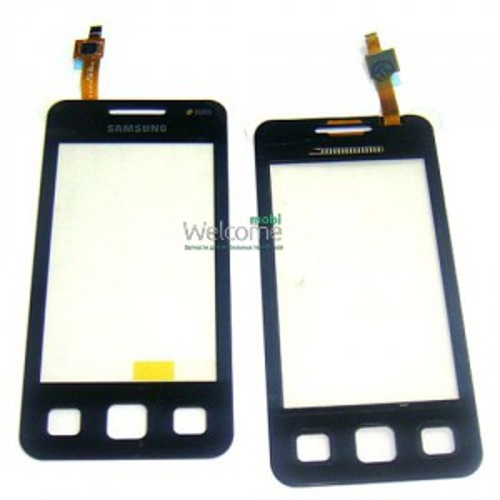 Сенсор Samsung C6712 black orig