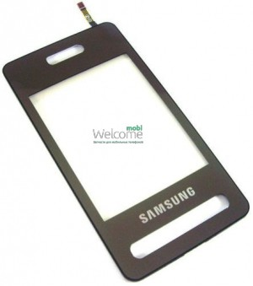 Сенсор Samsung D980 black orig