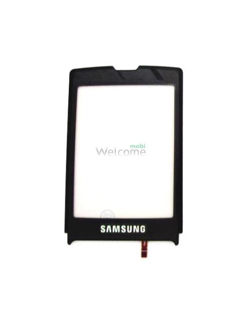 Сенсор Samsung I780 (orange) high copy