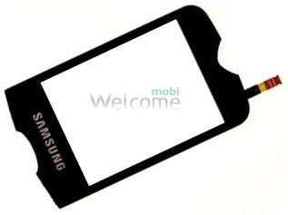 Сенсор Samsung S3370 black high copy