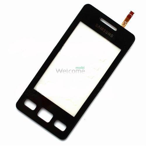 Сенсор Samsung S5260 black orig