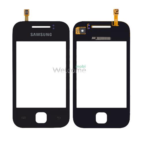 Сенсор Samsung S5360 black orig