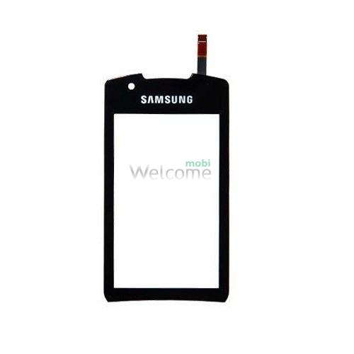 Сенсор Samsung S5620 Monte black orig (TEST)
