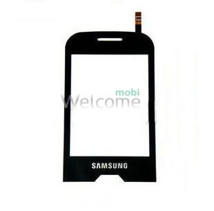 Сенсор Samsung S7070 black orig