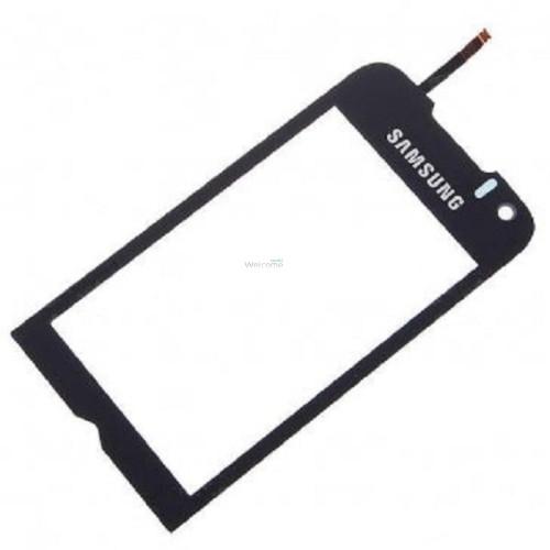 Сенсор Samsung S8000,S8003 black orig