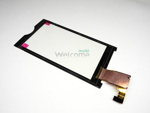 Сенсор Sony Ericsson X10 xperia black orig