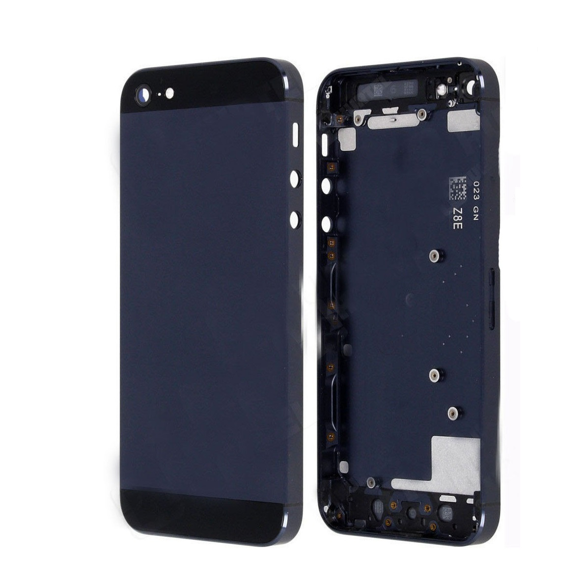 Iphone5 back cover black without imei