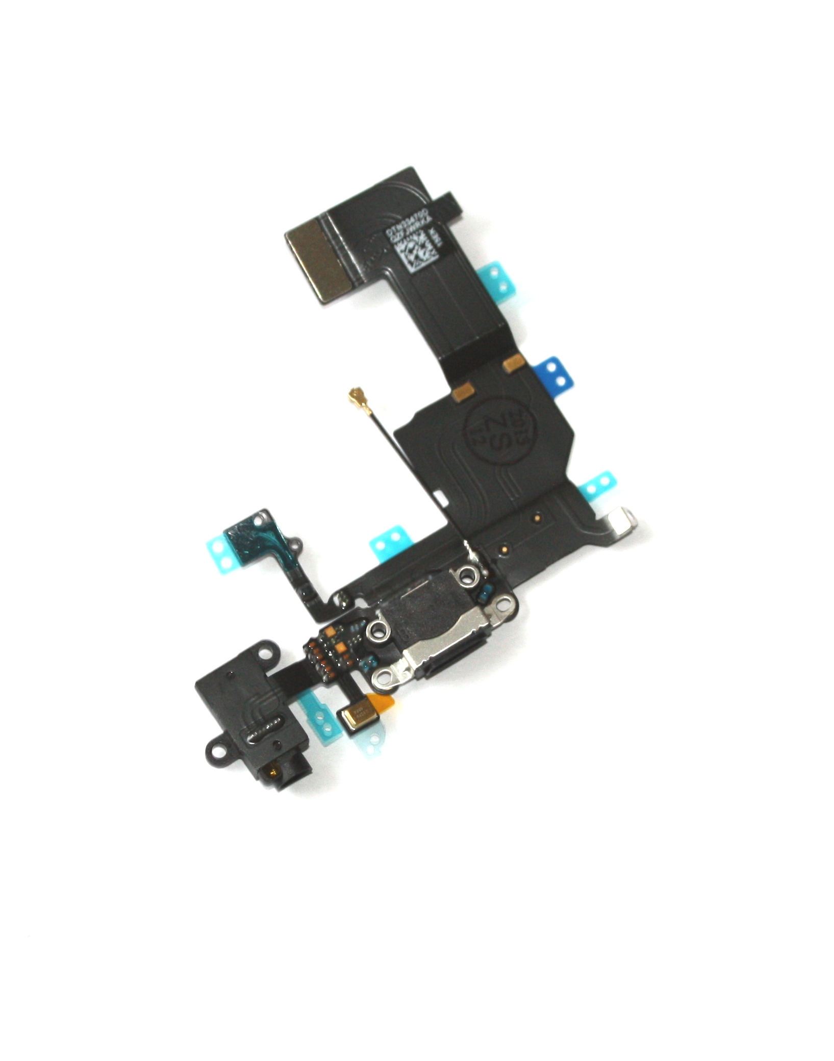 iPhone5C charging connector black orig