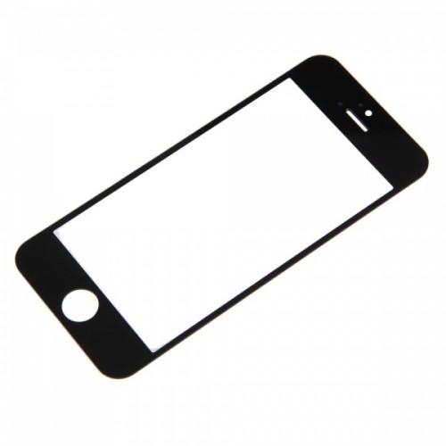 Iphone5,iPhone5c,iPhone5s,iPhone SE glass black orig