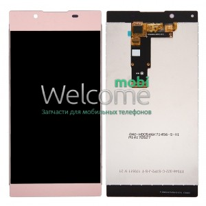 Дисплей Sony G3312 Xperia L1 with touchscreen pink
