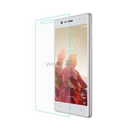 Скло Nokia 3 (0.3 мм, 2.5D, з олеофобним покриттям)