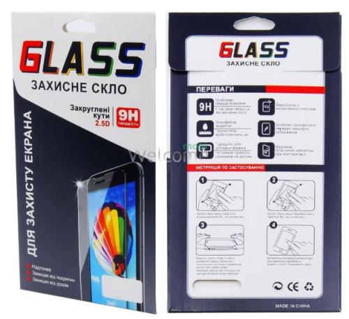 Защитное стекло универсальное 4.3 дюйм с олеофобным покрытием