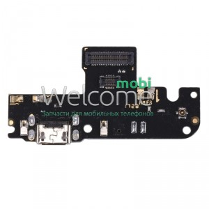Mainboard Xiaomi Redmi Note 5A with charge connector