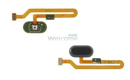Шлейф Meizu Pro 7 Plus with home button black