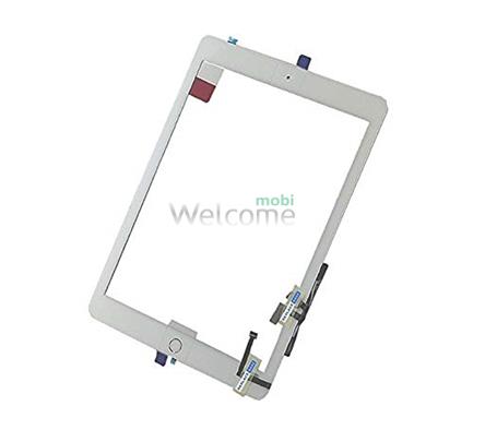 iPad 9.7 2017 (A1822/A1823) touchscreen+home button+flex white orig