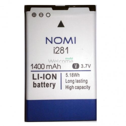 АКБ Nomi NB-281/i281