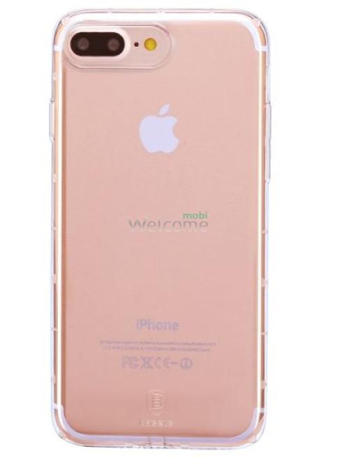 Чехол Remax Ultrathin iPhone 7 Plus,iPhone 8 Plus силикон прозрачный white 0.2mm