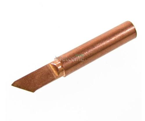 Жало паяльника мідне 900M-T-K лезо 5 мм
