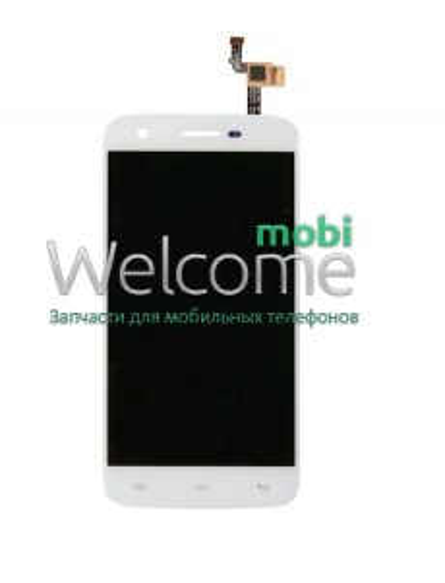 Дисплей Doogee F3 Pro with touchscreen white