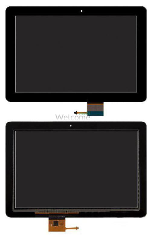 Дисплей до планшету Huawei MediaPad 10 Link 3G (S10-201u)/MediaPad 10 Link+ (S10-231u), #HJ101IA-01F