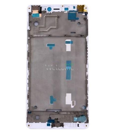 Рамка дисплею Xiaomi Mi Max white
