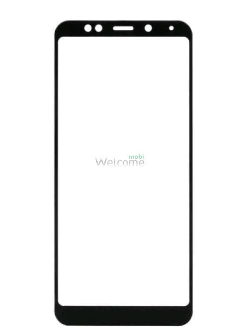 Скло корпусу Xiaomi Redmi 5 Plus black