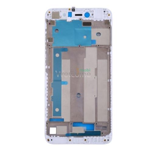 Рамка дисплею Xiaomi Redmi Note 5A white
