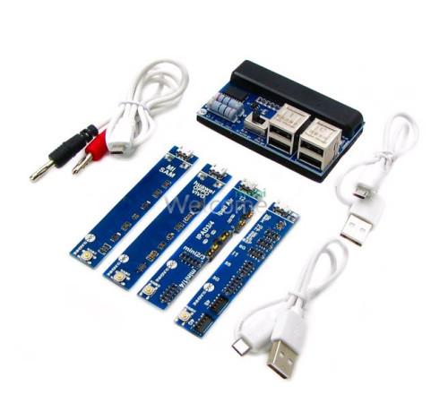Набір плат активації і зарядки акумуляторів Sunshine SS-909 з цифровою індикацією