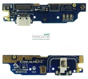 Mainboard Meizu M3 Note L681 with charge connector