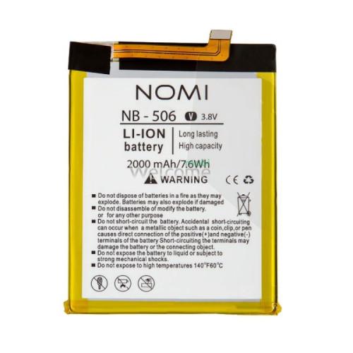 АКБ Nomi NB-506/I506