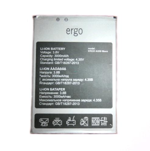 АКБ Ergo A550 Maxx