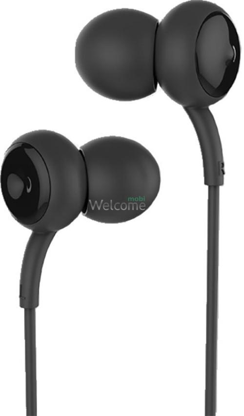 Навушники вакуумні Remax 510 гарнітура black