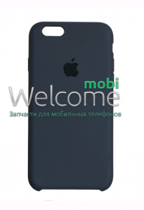 Чохол силікон Original iPhone 6/iPhone 6s Charcoal Grey