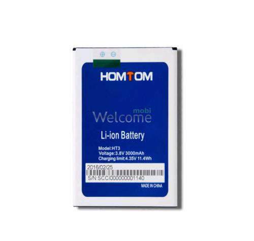 АКБ HomTom HT3-Pro